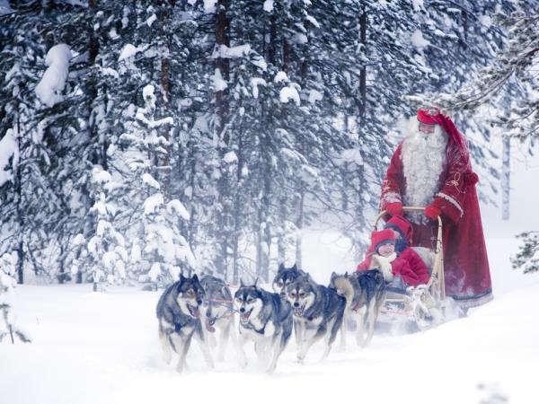 Christmas in Lapland vacation