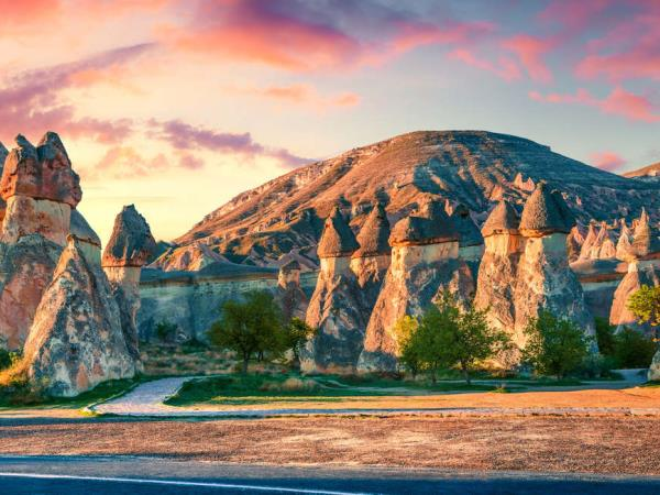 Family vacations in Turkey, Cappadocia and Turkish Coast