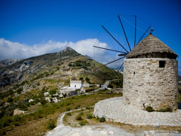 Cyclades multi activity vacation in Greece
