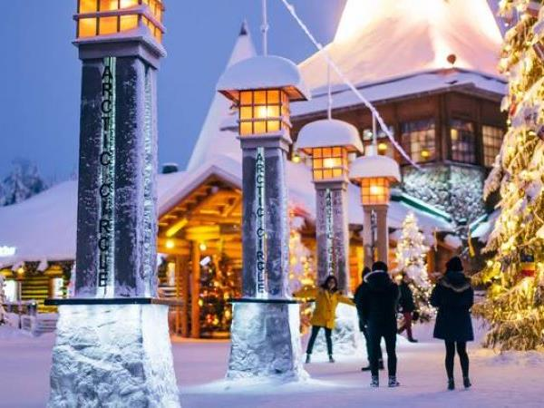 Lapland activity vacation