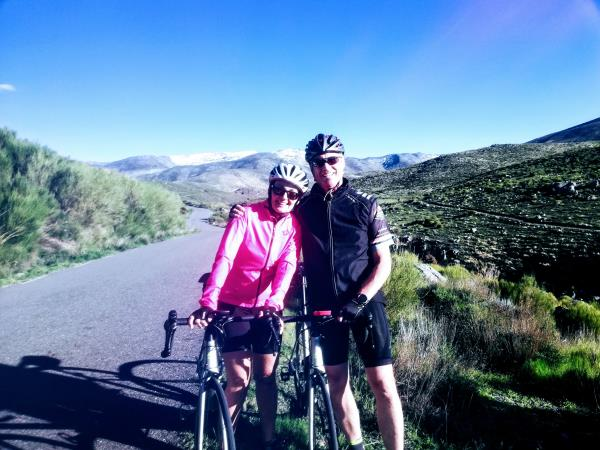 Gredos self guided cycling vacation in Spain
