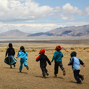 Travelling in Bolivia with kids