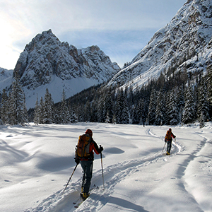 Best places to go cross country skiing