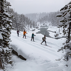 Cross country skiing holiday guide