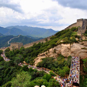 Great Wall of China travel guide