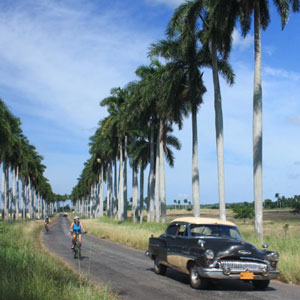Cycling holidays in Cuba