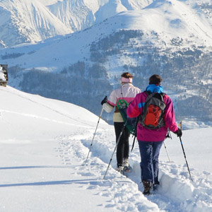Snowshoeing travel guide