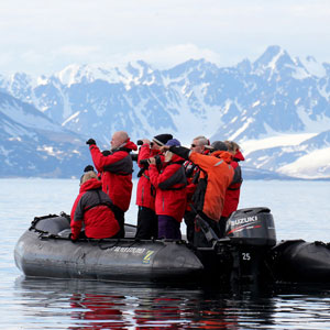 Spitsbergen travel advice