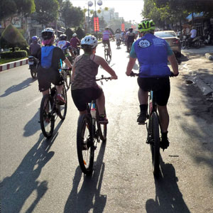 SE Asia cycling holidays