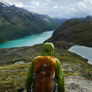 Where to go walking in Norway