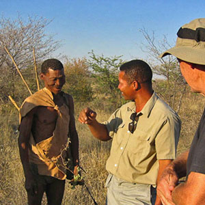 Responsible tourism in Botswana