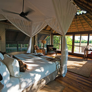 Exclusive accommodation in Botswana