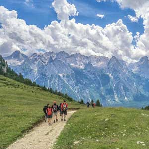 Top 10 walking holidays
