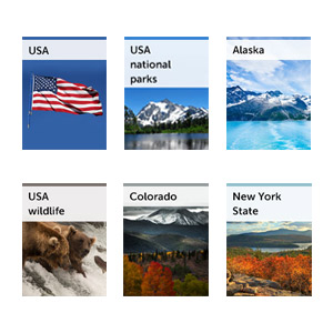 All our USA guides