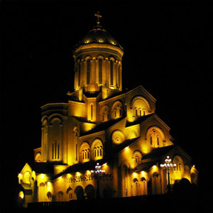 Georgia's churches & monasteries