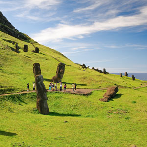 Things to see & do on Easter Island
