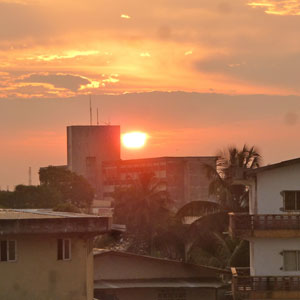 Best time to visit Liberia