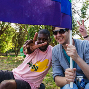 LGBT holidays in South Africa