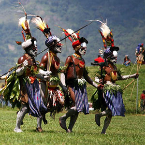 Culture & customs in Papua New Guinea