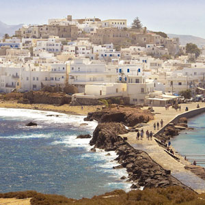 Things to see & do in the Cyclades