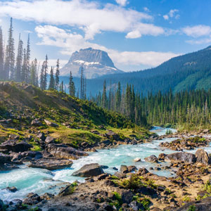 Canadian Rockies holidays