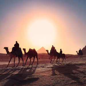 18 to 29 holidays in Egypt