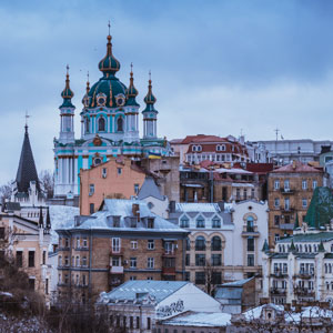 Things to see & do in Kiev