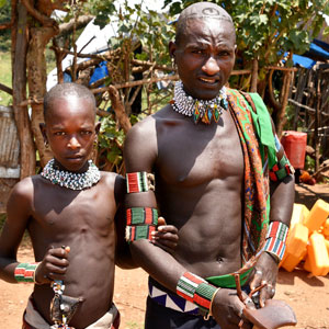 The Omo Valley, Ethiopia