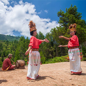 Local culture in Sulawesi