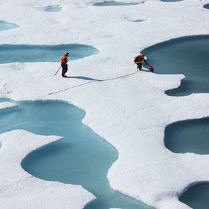 Responsible tourism in the Arctic