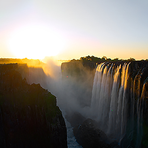 Cape Town to Victoria Falls travel guide