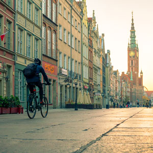 Cycling holidays in Poland