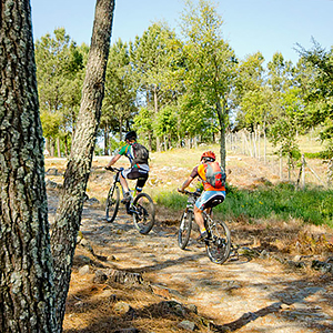 Portugal cycling routes