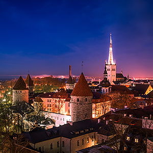 Things to see & do in Tallinn