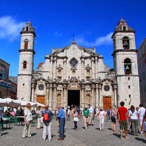Catholicism and cathedrals in Cuba