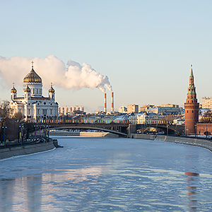 Things to see & do in Moscow