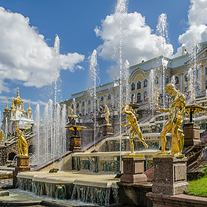 Things to see & do in St Petersburg