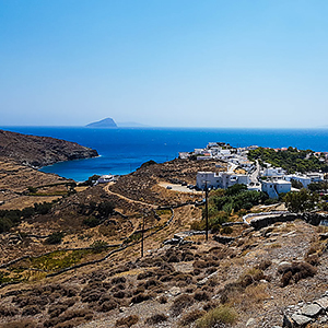 Things to see & do on Kythnos