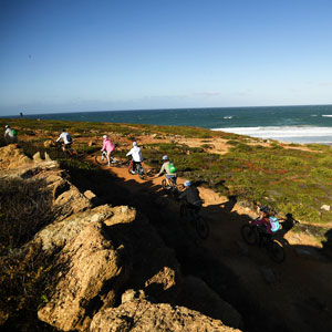 Cycling on Portugals Atlantic Coast