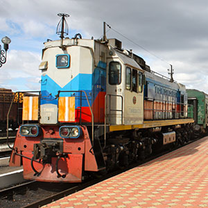 The Trans Siberian & Mongolian Express