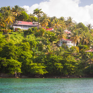Places to visit in St Lucia