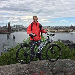 Cycling holidays in Sweden