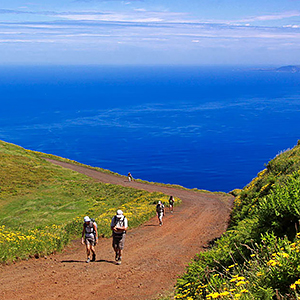 Azores walking holidays guide
