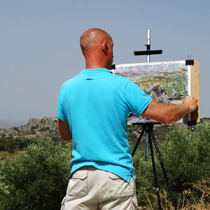 Painting holidays in Andalucía