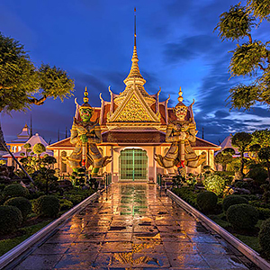 Things to see & do in Bangkok