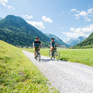 Cycling holidays in Switzerland
