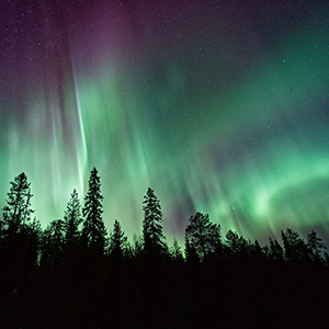 Northern Lights responsible tourism