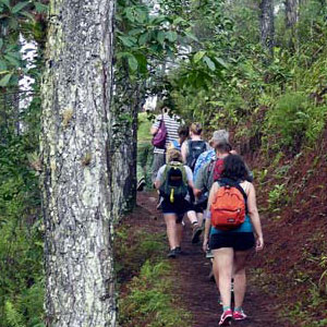 Cuba walking routes