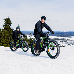 Finland winter activity holidays