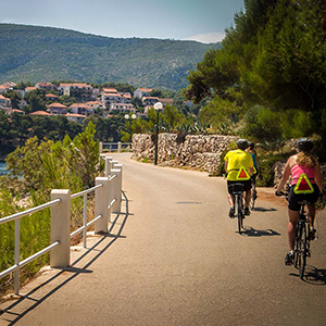 Dalmatian Coast cycling